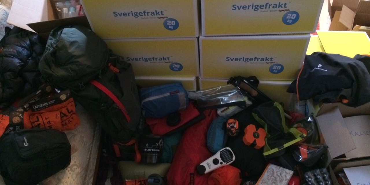 Sherpas sökes