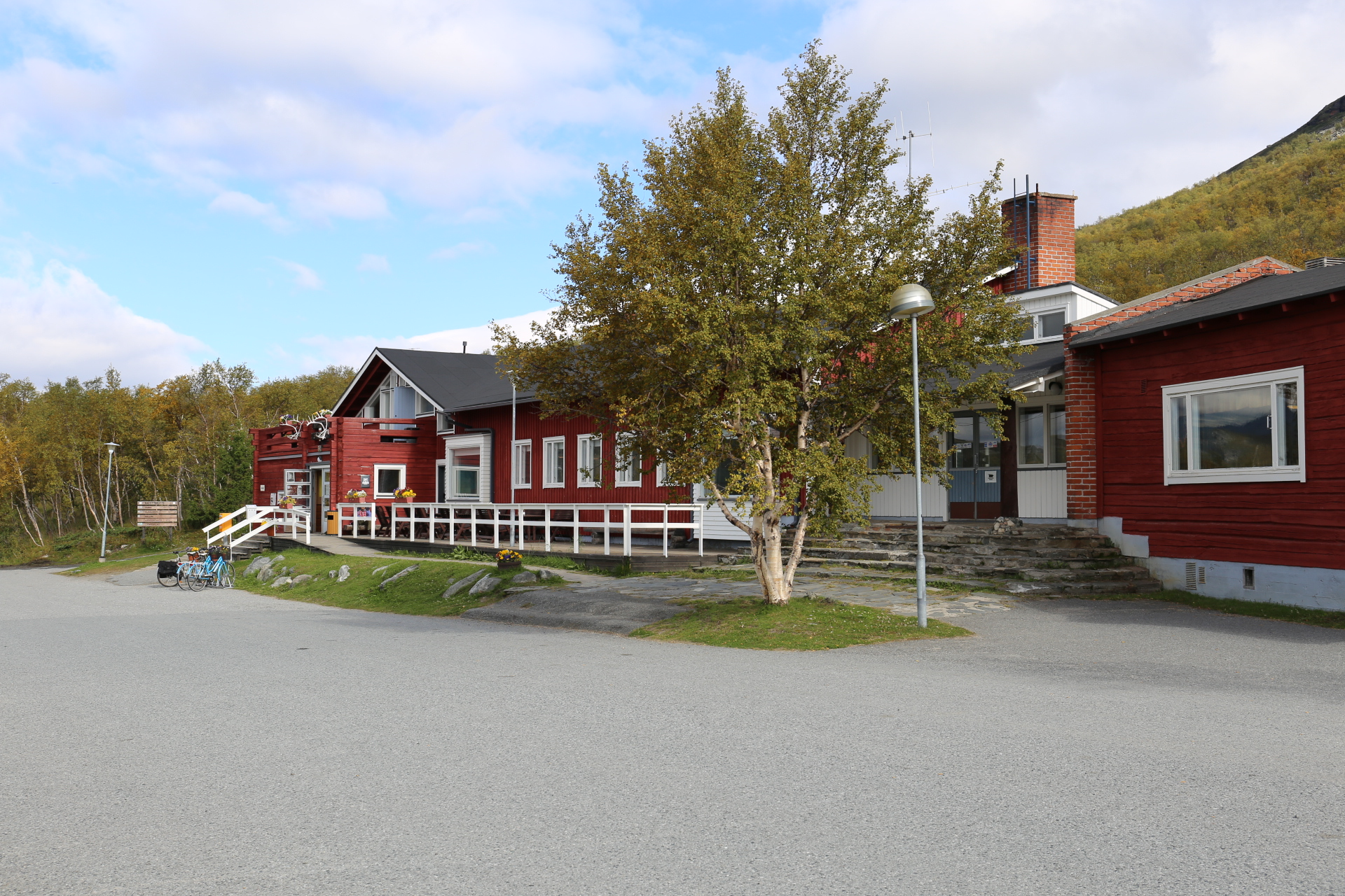 Kilpisjärvi Retkeilykeskus