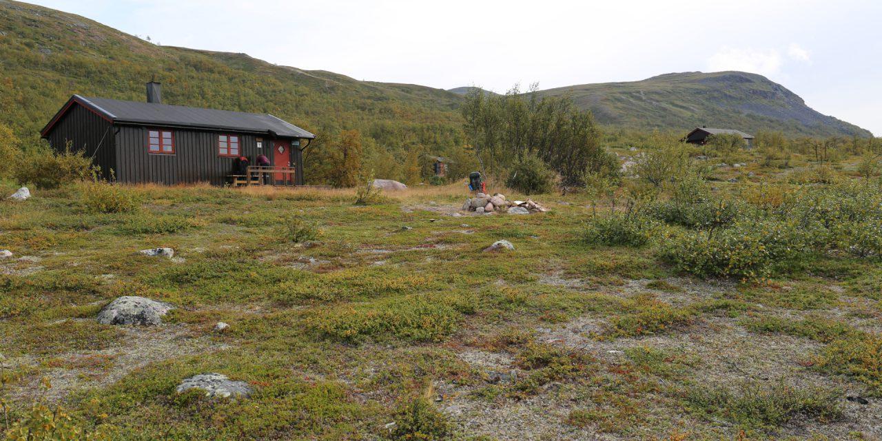 Dag 6: Blåfjellet