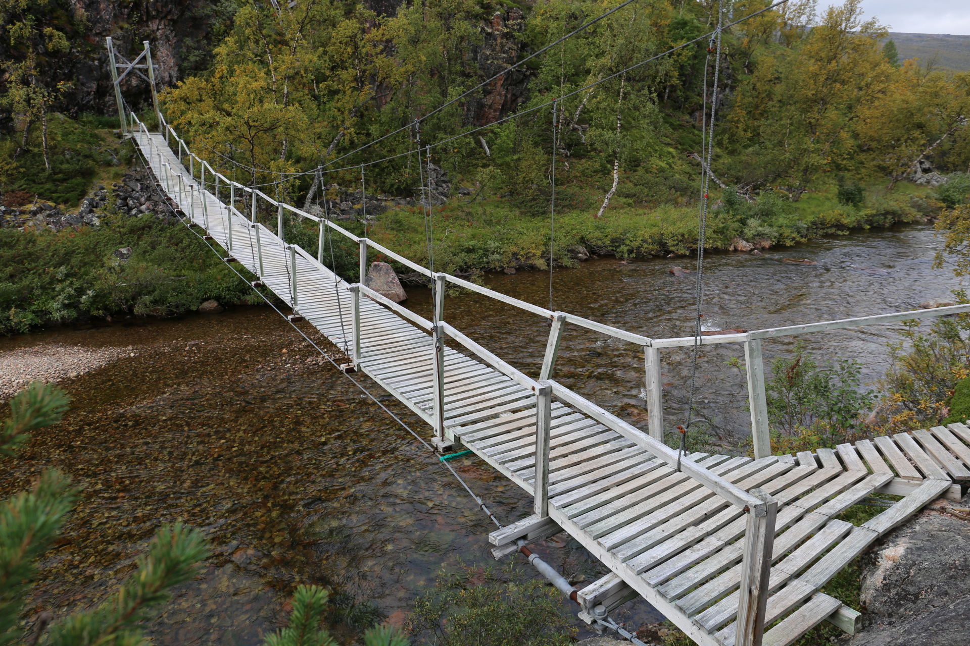 Bron över Divielva