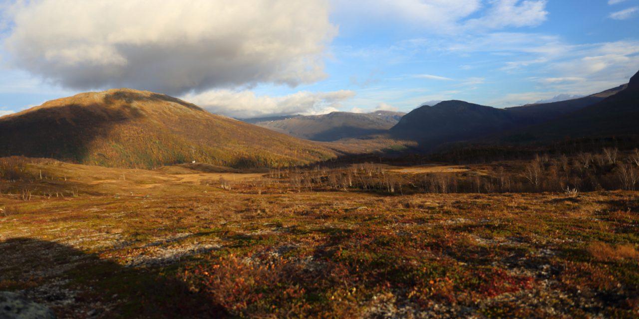 Dag 38: Vilse i Norge och vilse i Sverige
