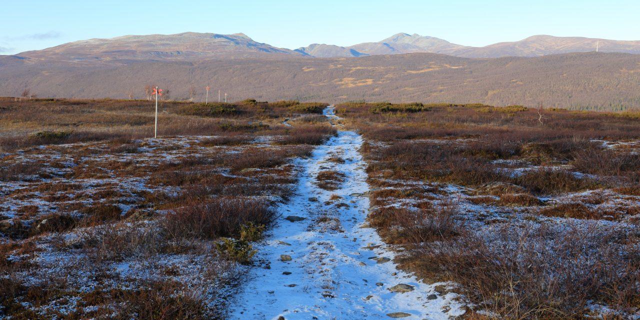 Dag 57: Den sista dagen i Lappland