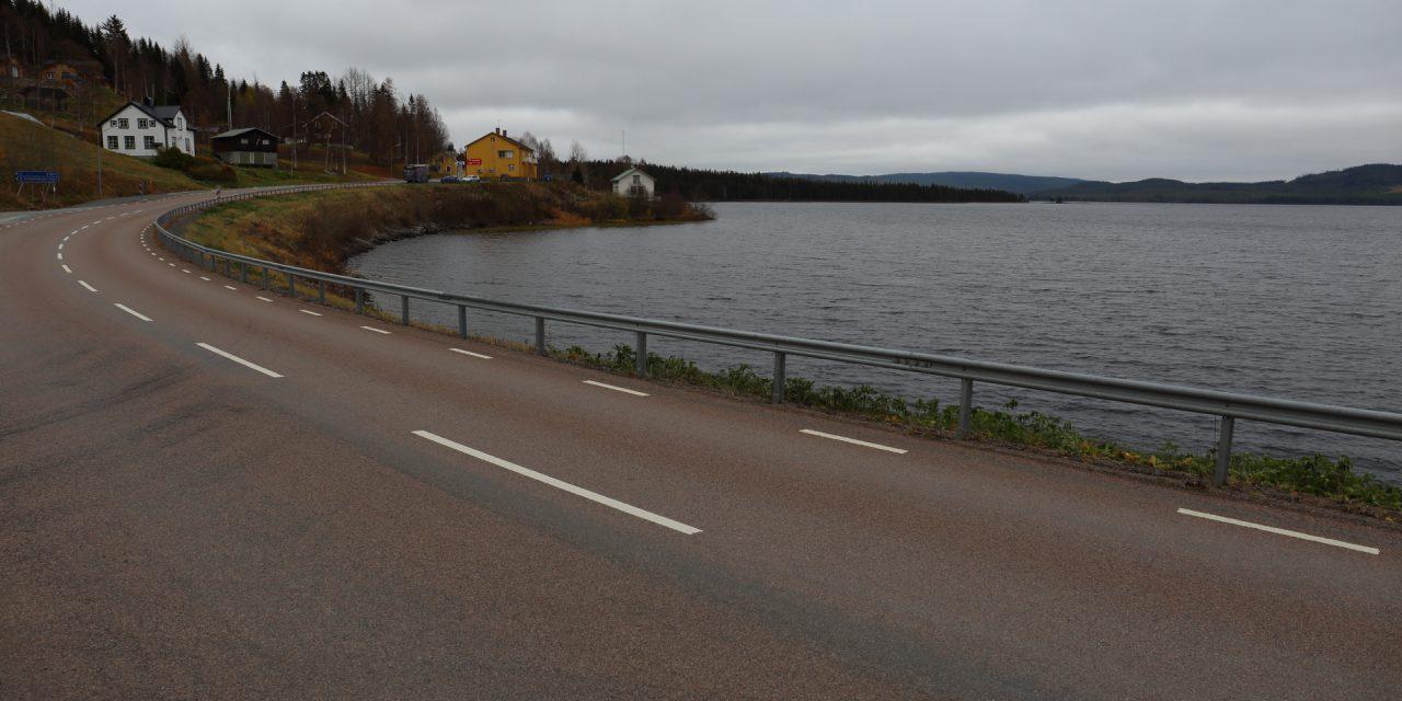 Dag 66-68: Hotagsbygden och min väg genom Jämtland