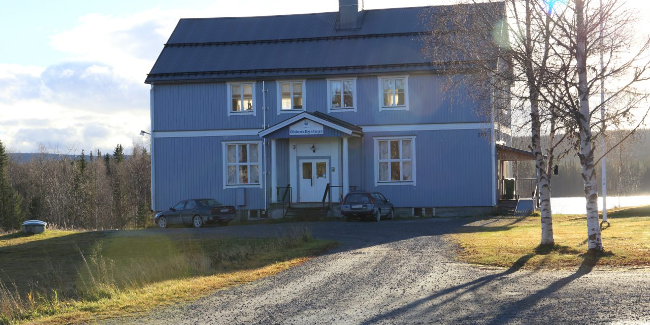 Dag 72: Från Oldens Bystuga till tältplatsen vid Åkroken
