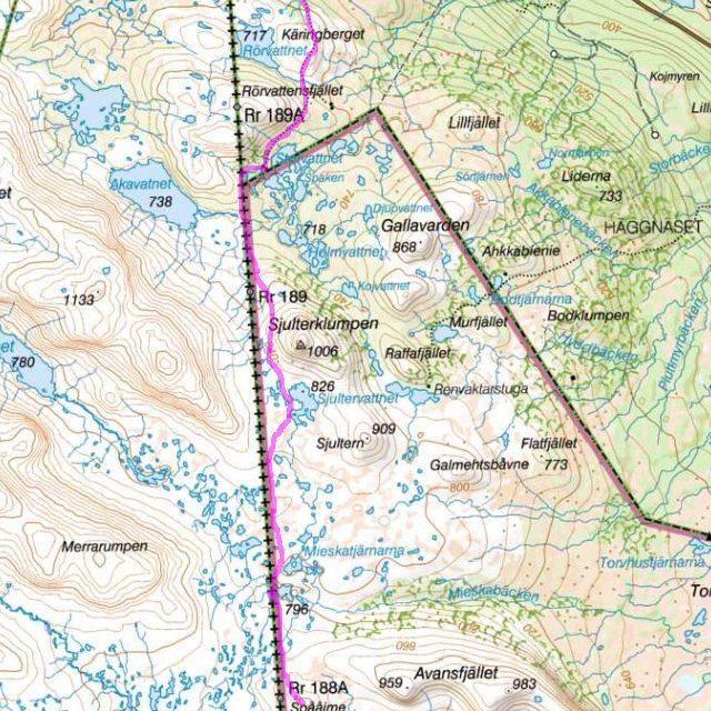 Dag 63: Längs gränsen mellan Norge och Sverige