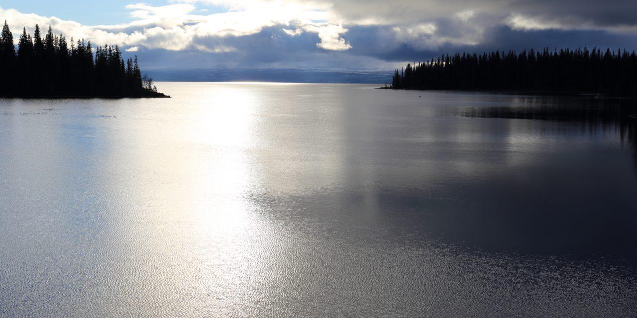 Dag 75: Kallsjön och Digernäset
