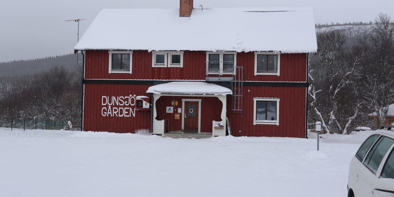 Dag 87-88: Dunsjögården i Ljungdalen