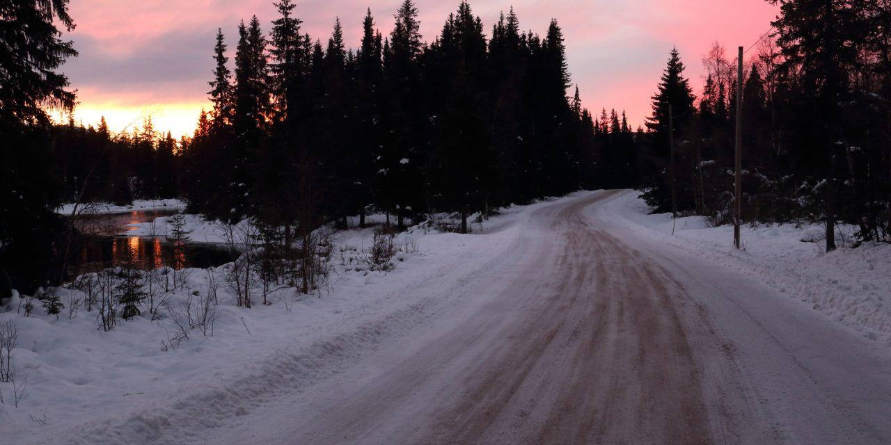 Dag 97: Vägen längs Storån