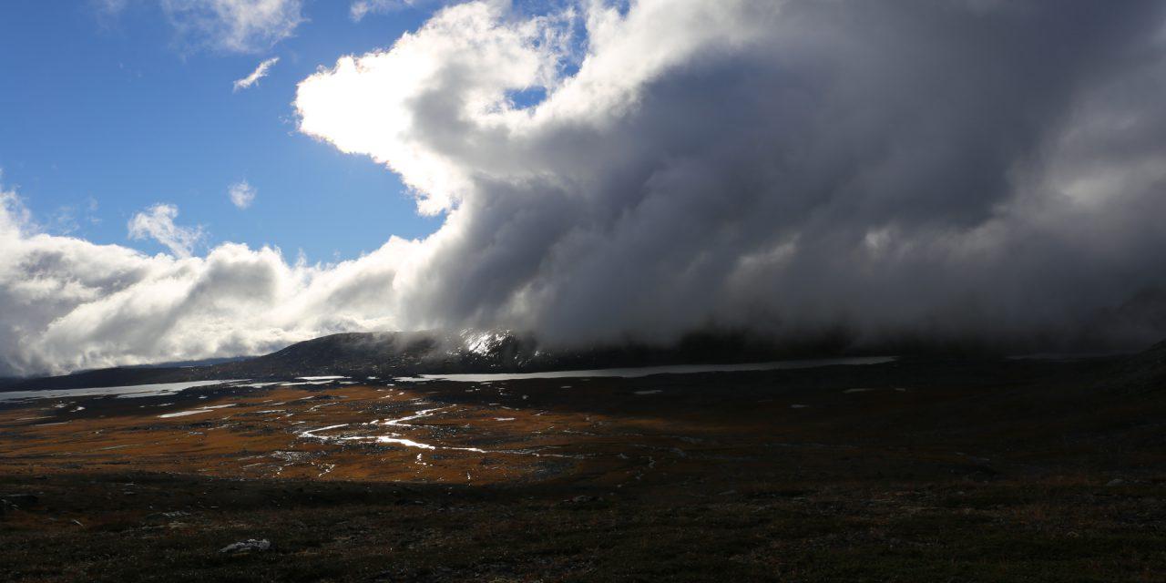 Dag 25: Stora Sjöfallets nationalpark