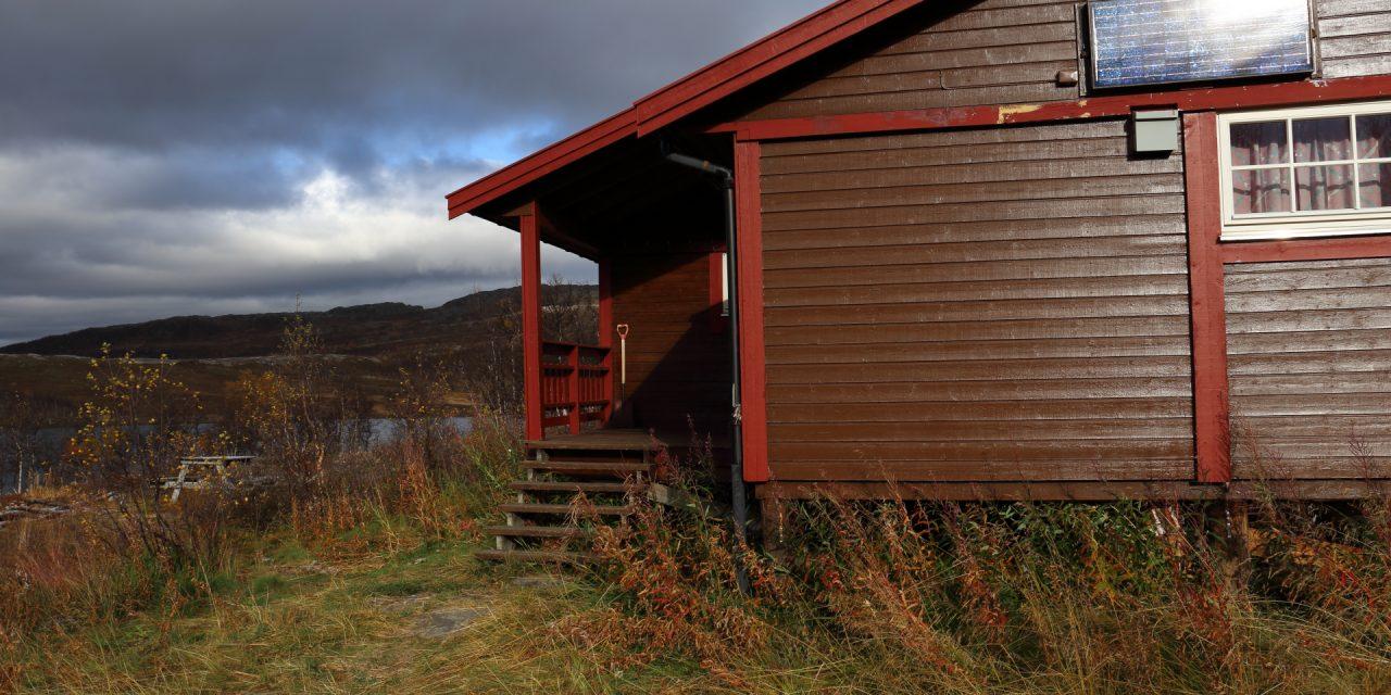 Dag 35: Junkerdal nasjonalpark