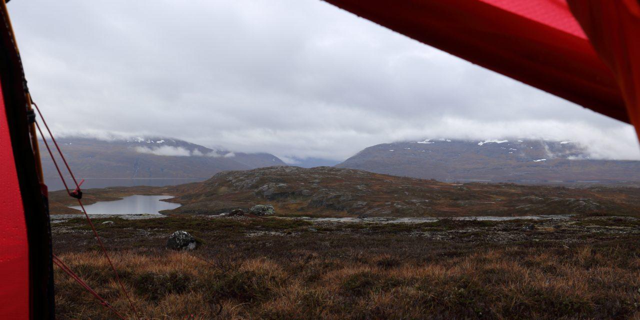Dag 36: Sökandet efter den försvunna hyttan